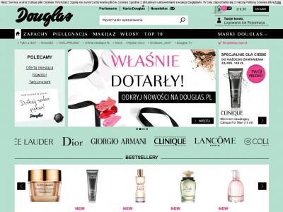 Douglas promocje perfumy