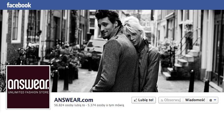 facebook Answear
