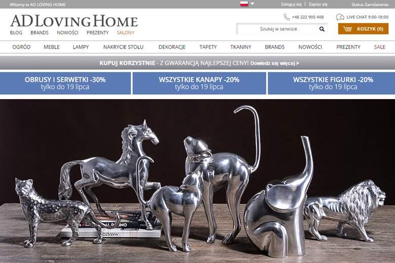 Strona główna sklepu Almi decor