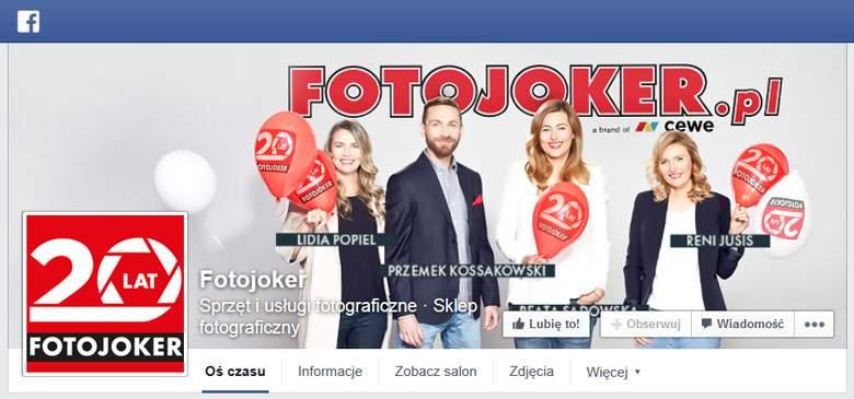 Fotojoker na facebooku