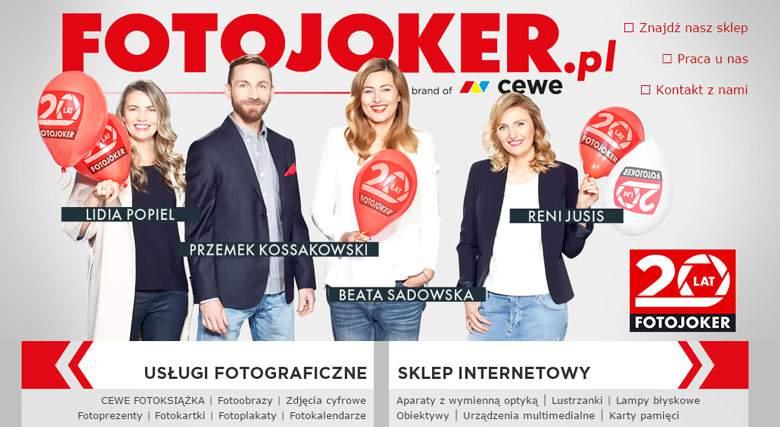 Strona główna Fotojoker