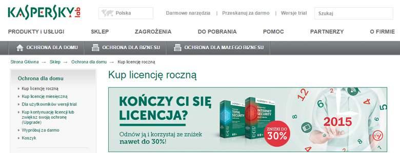 Strona główna Kaspersky