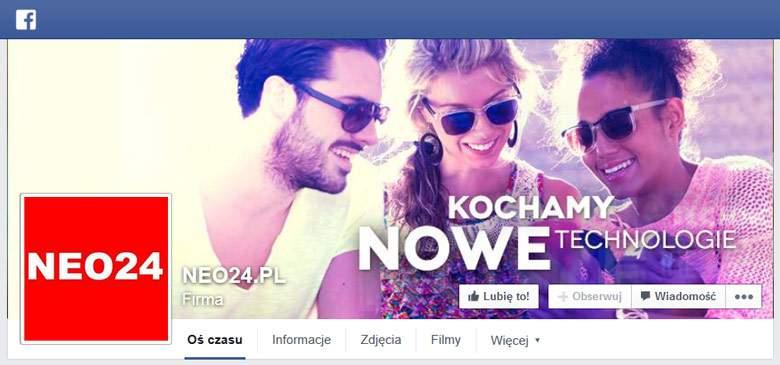 Neo24 na facebooku
