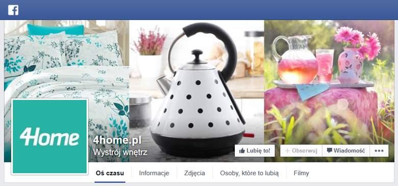 4home na Facebooku