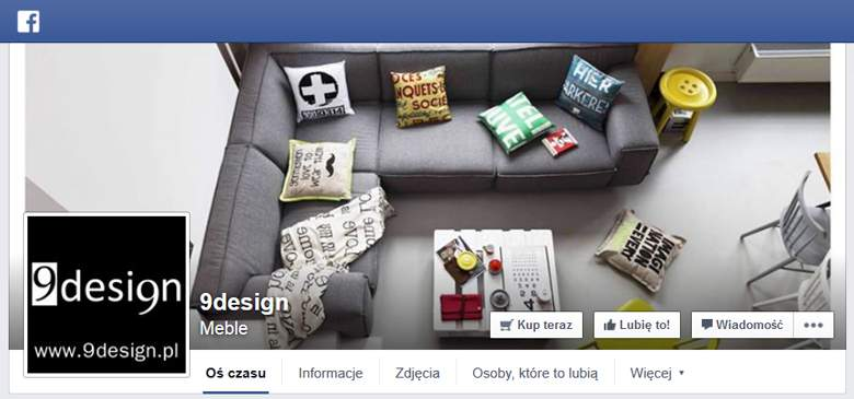 9design na facebooku