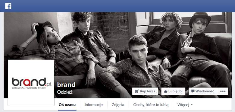 Brand.pl na Facebooku