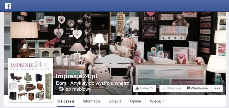 Impresje24 na Facebooku