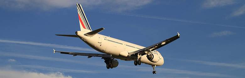Loty z Air France