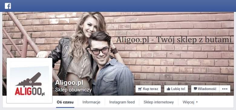 Aligoo na facebooku