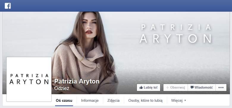 Aryton na Facebooku