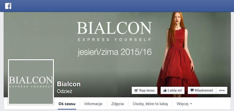 Bialcon na facebooku