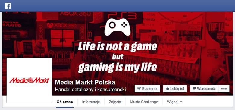 Media Markt na Facebooku