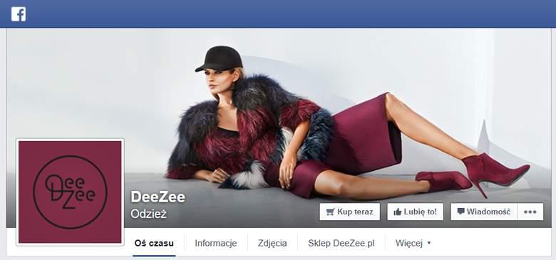 DeeZee na Facebooku