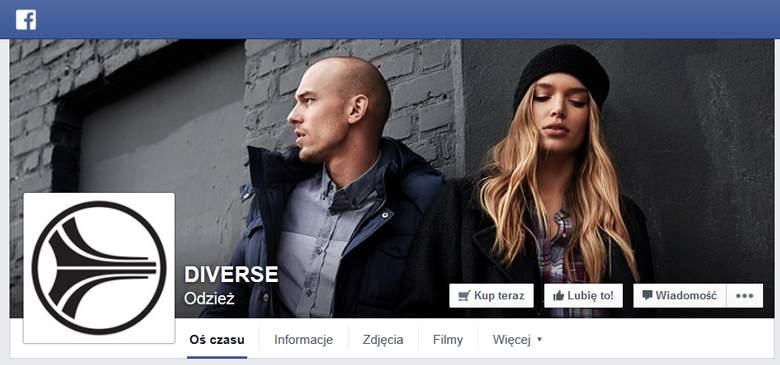 Diverse na Facebooku