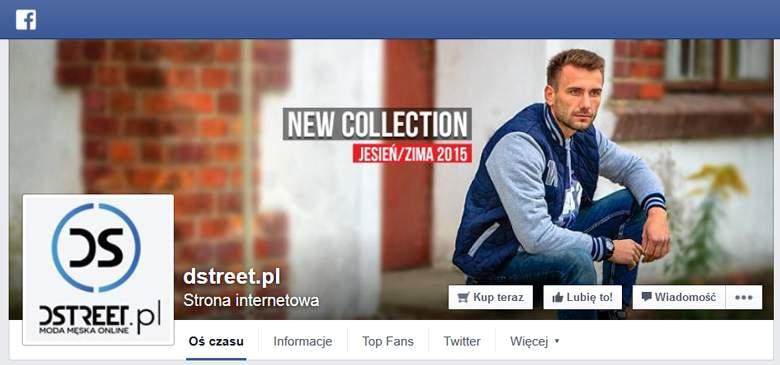 dStreet na facebooku