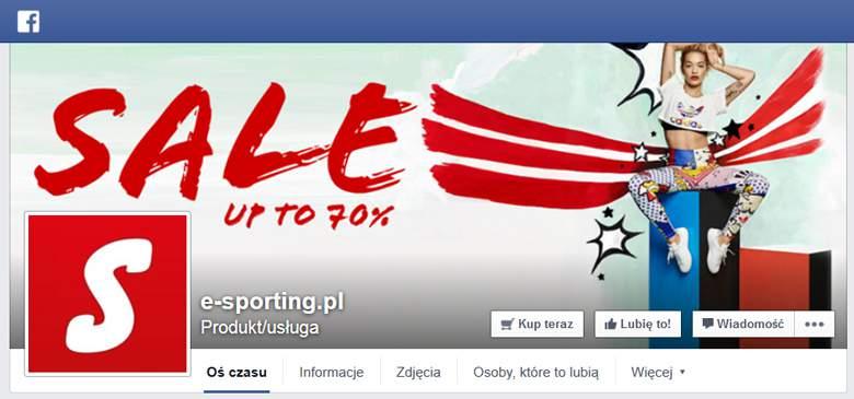 E-sporting na Facebooku