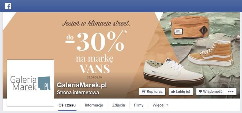 Galeria Marek na Facebooku