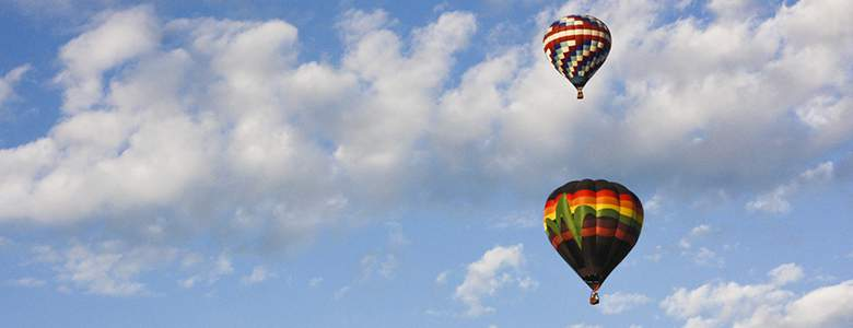 Lot balonem od Wyjątkowy Prezent