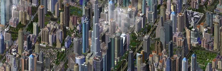 SimCity z oferty Origin
