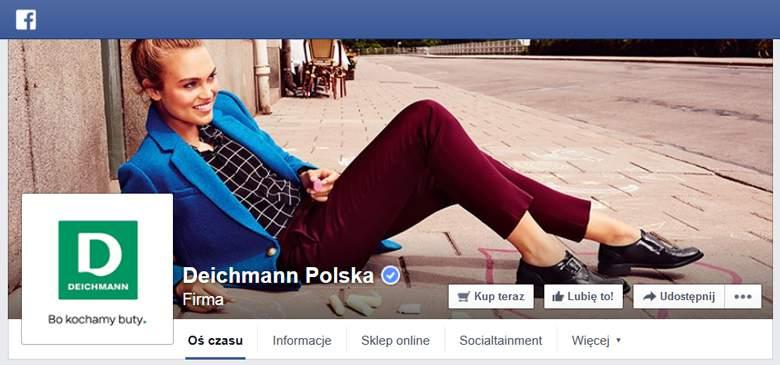 Deichmann na Facebooku