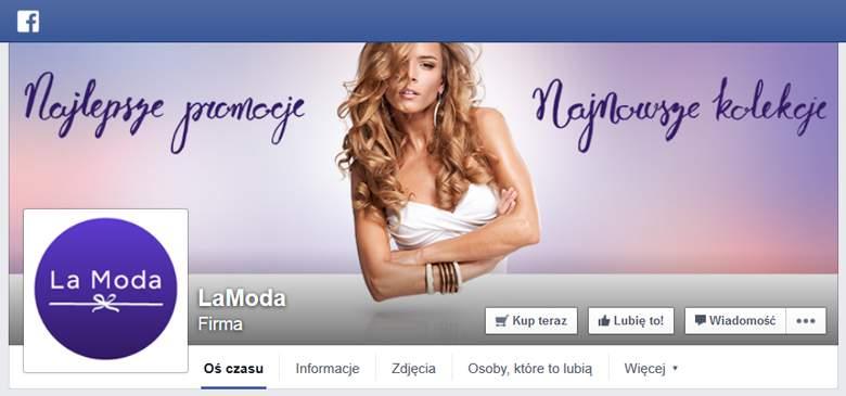 La Moda na Facebooku