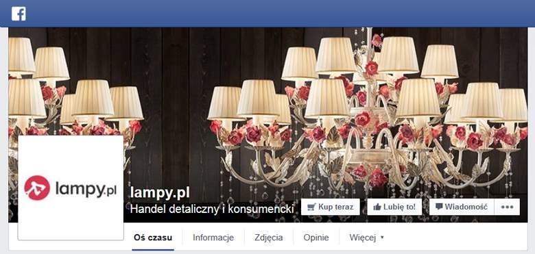 lampy.pl na facebooku