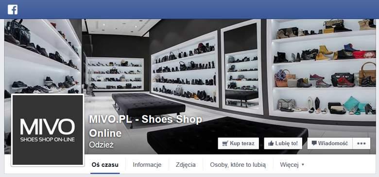 Mivo na Facebooku