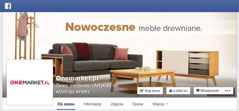 Onemarket na Facebooku