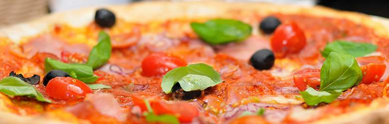 Poiłek z oferty PizzaPortal