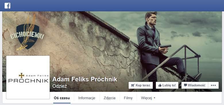Próchnik na Facebooku