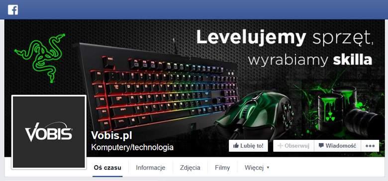 Vobis na Facebook