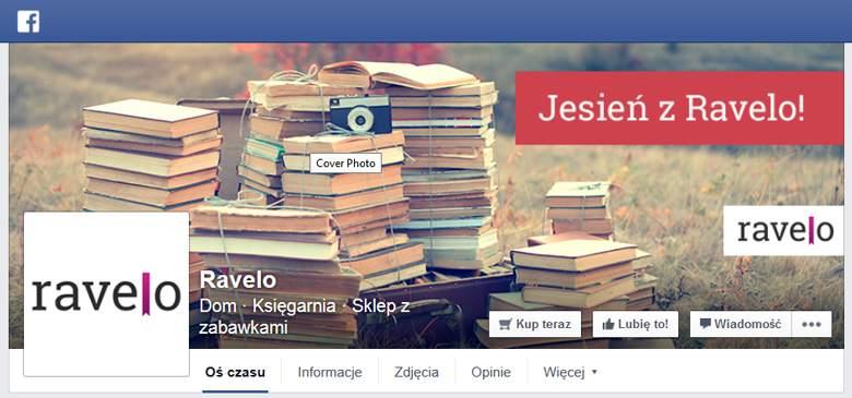 Ravelo na Facebooku