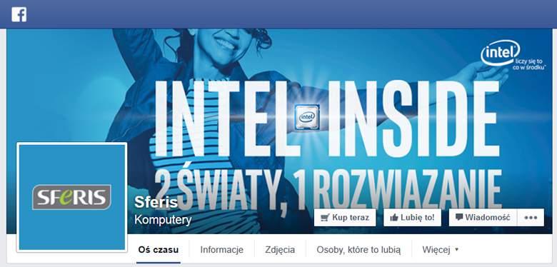 Sferis na Facebooku
