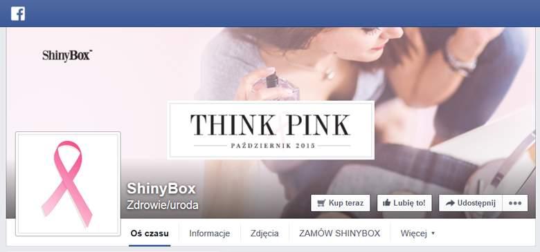 Shinybox na Facebooku