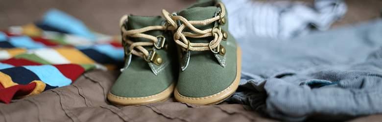 Buty dziecięce z oferty Slippers Family