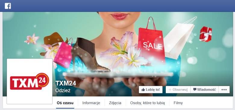 TXM24 na Facebooku
