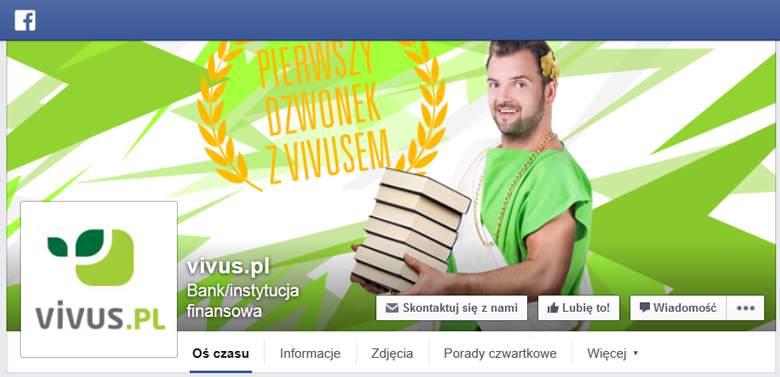 Vivus na Facebook