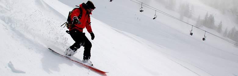 Odzież snowboardowa z oferty SuperSklep