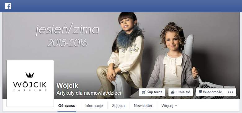 Wójcik Fashion na Facebooku
