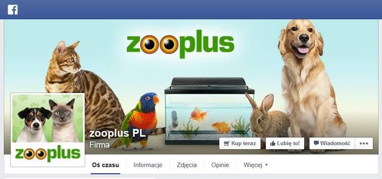 ZooPlus na Facebooku