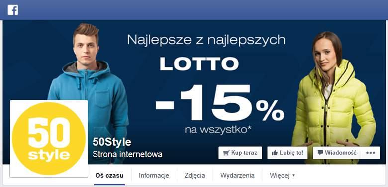 50 style na facebooku
