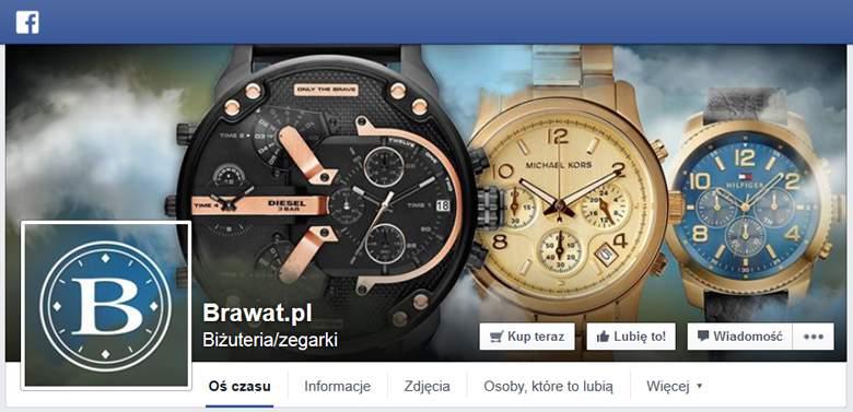 Brawat na Facebooku