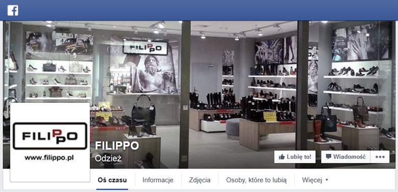 Filippo na facebooku
