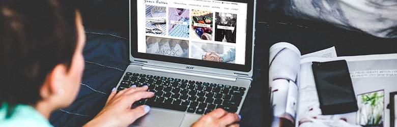 Zakupy online w sklepie James Button