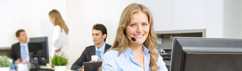 Biuro obsługi klienta James Button