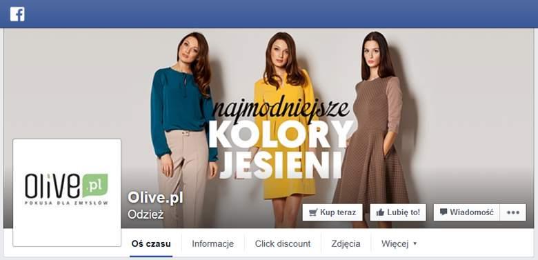 Olive na Facebooku