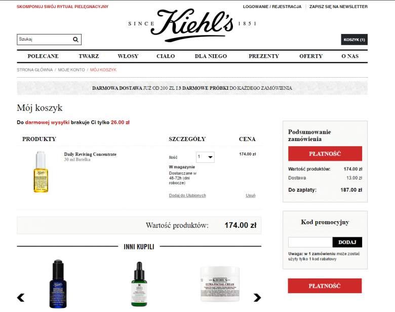 09aaa2d35 Informacje na temat obniżek i wyprzedaży znajdziemy też na stronie sklepu.